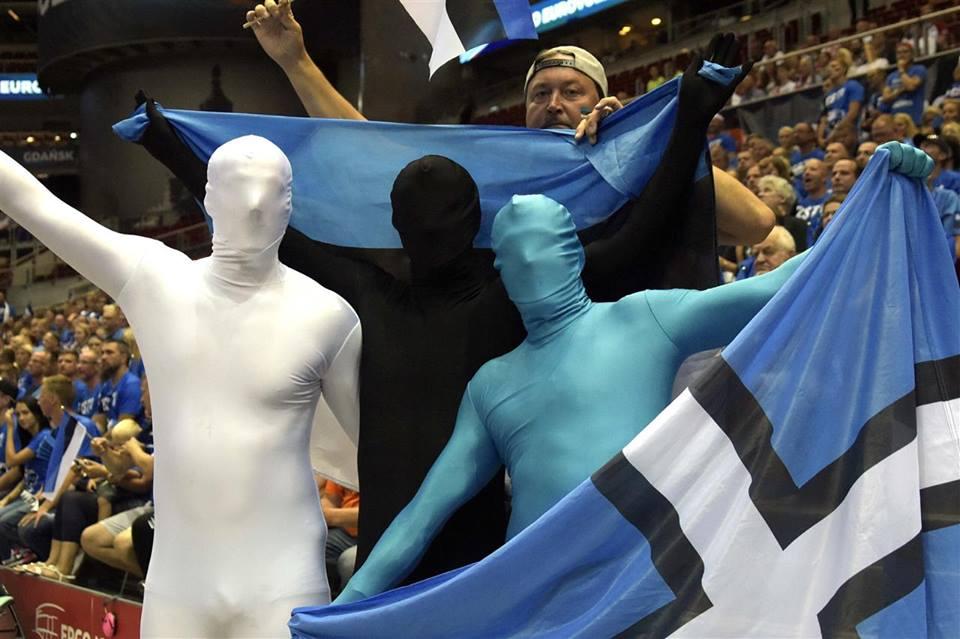 Estonia pallavolo