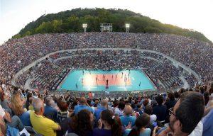 Mondiali Volley Italia Roma