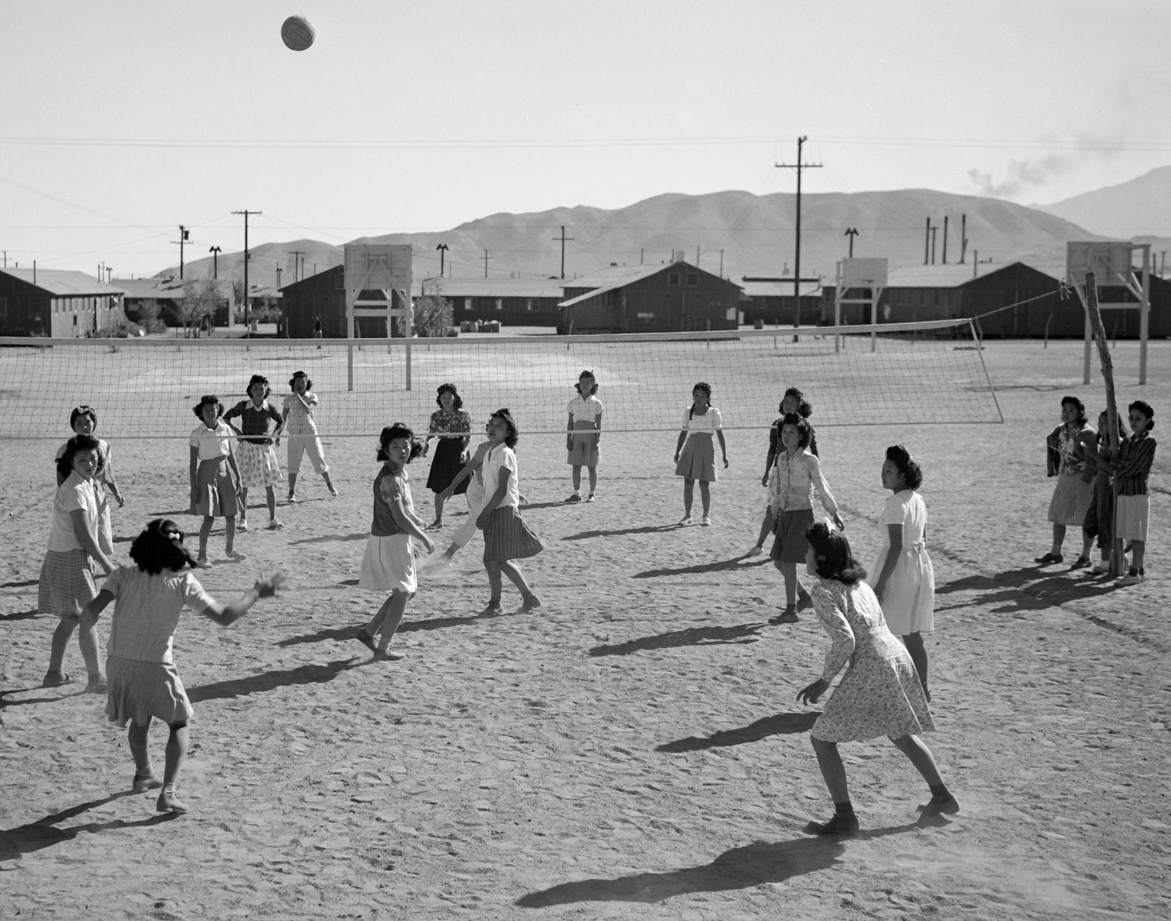 Pallavolo Manzanar
