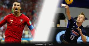 Zaytsev Ronaldo