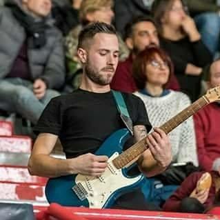 Antonio Ammirato chitarra Castellana
