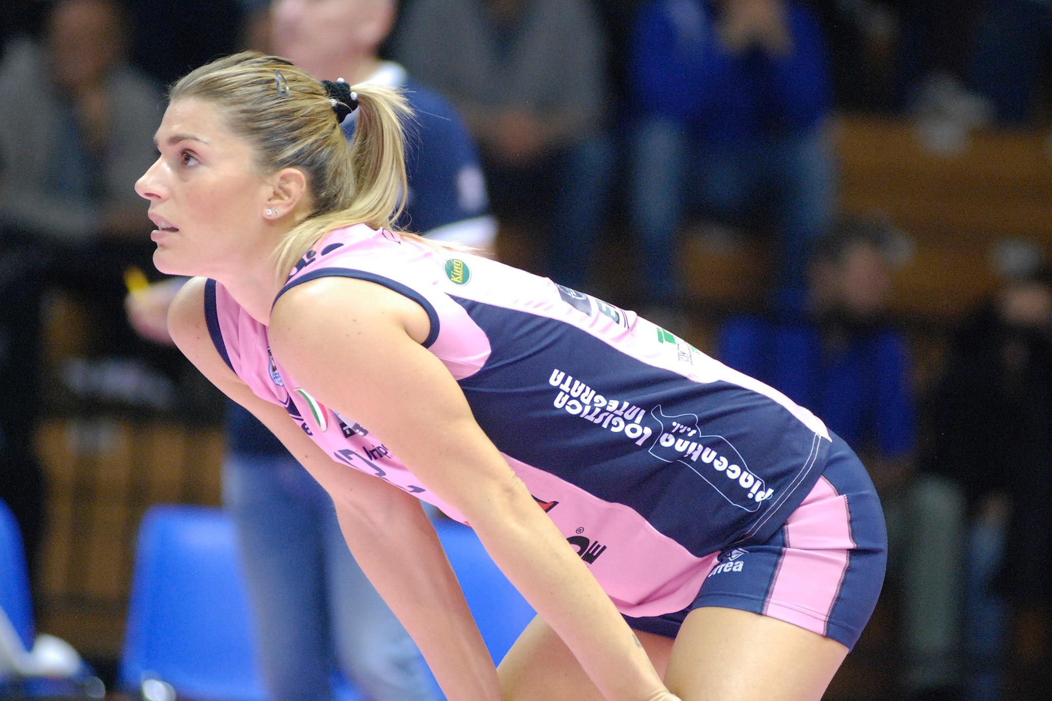 """""""Questo sarà il mio ultimo anno da giocatrice"""". Lasciano poco spazio a ripensamenti le parole di Francesca Piccinini, che a fine stagione saluterà il volley."""
