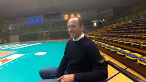 Andrea Sartoretti volley