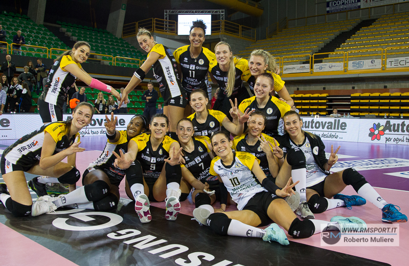 Millenium Brescia volley