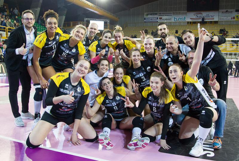 Millenium Brescia Volley batte Novara al tie-break