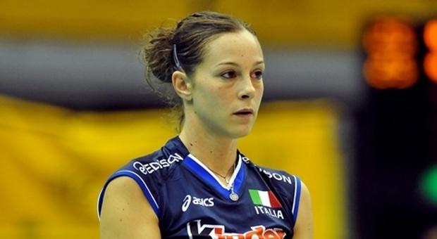 Leo Lo Bianco volley