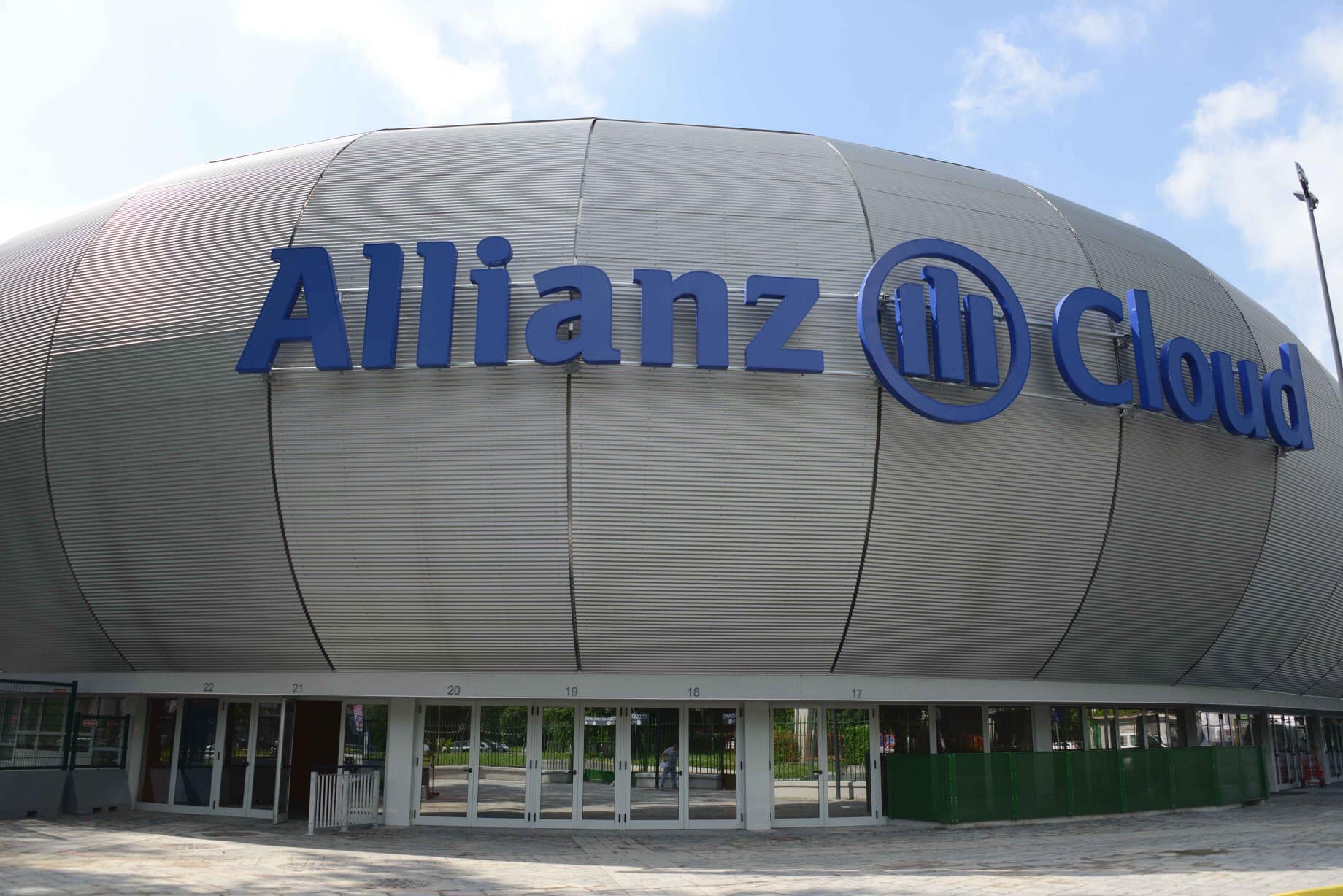 Allianz Cloud Milano