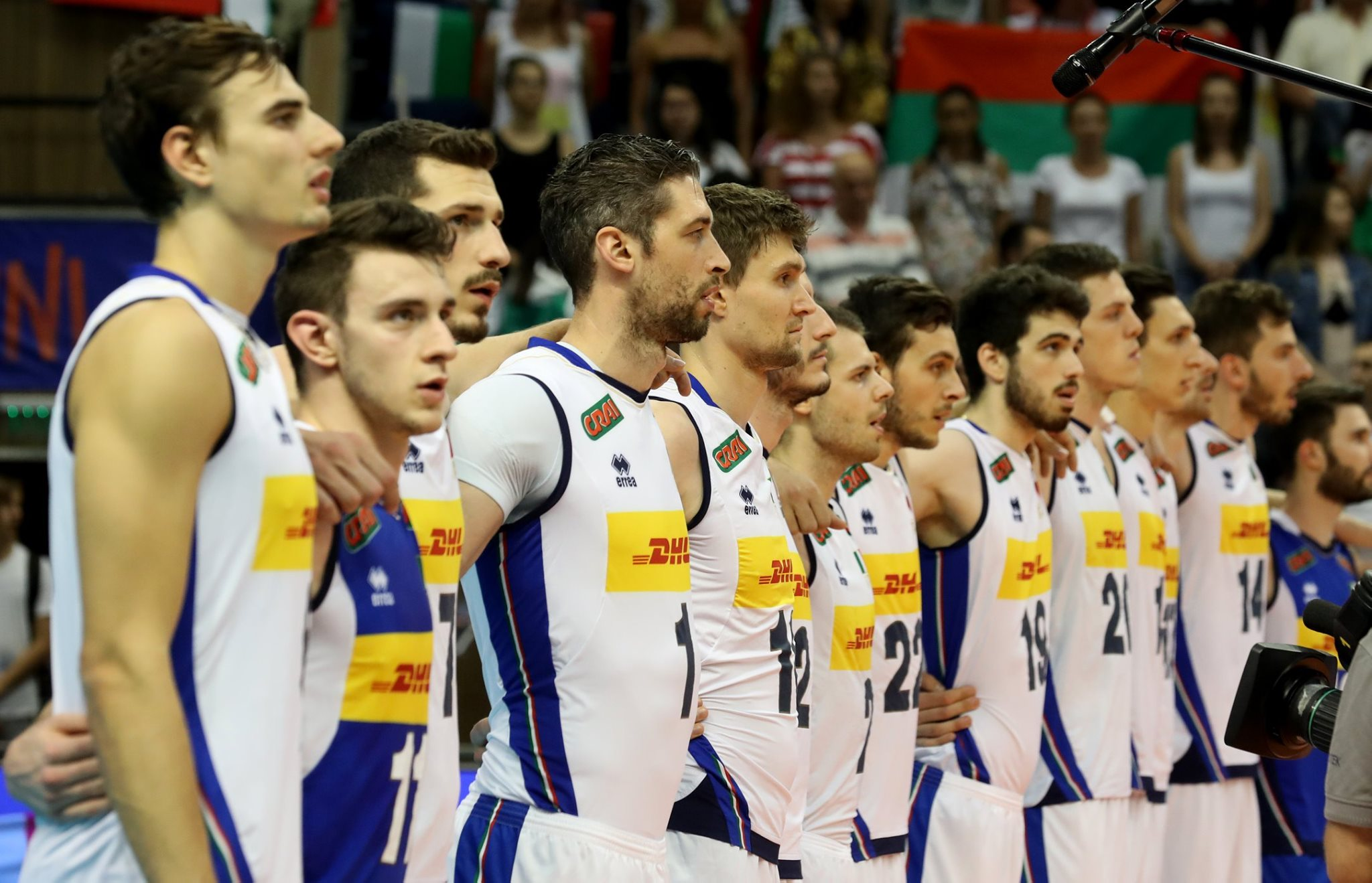 Volley Nations League maschile Italia