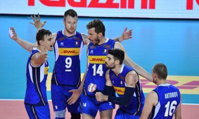 Calendario Italia Volley.Volley Calendario Completo Della Nazionale Maschile E