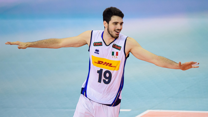 Daniele Lavia Volley