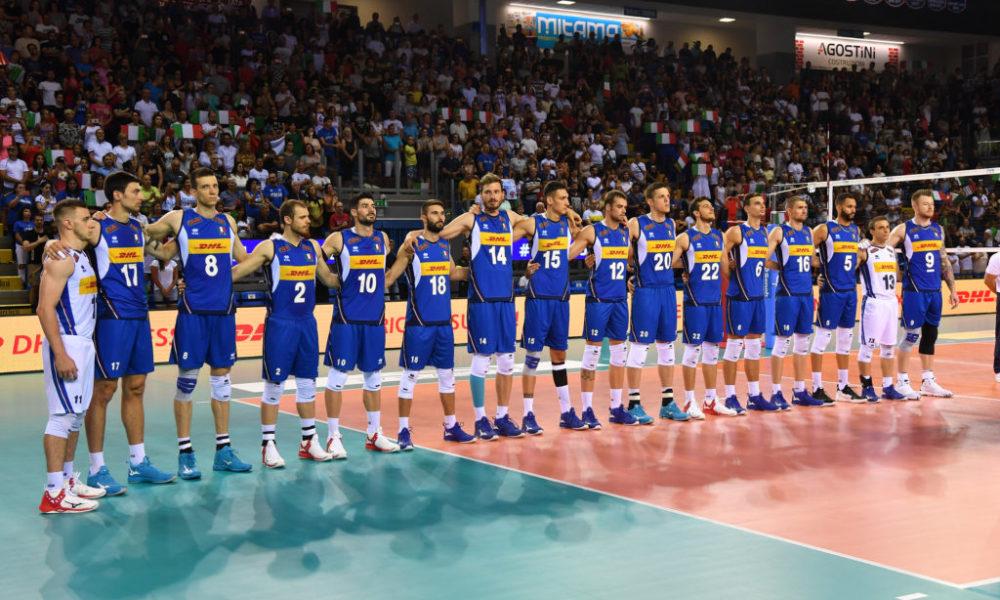 Nazionale italiana volley