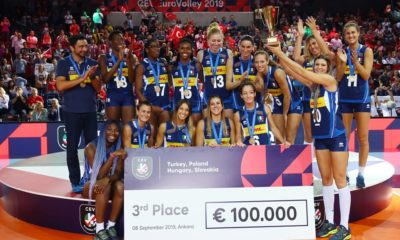 Italia volley europeo