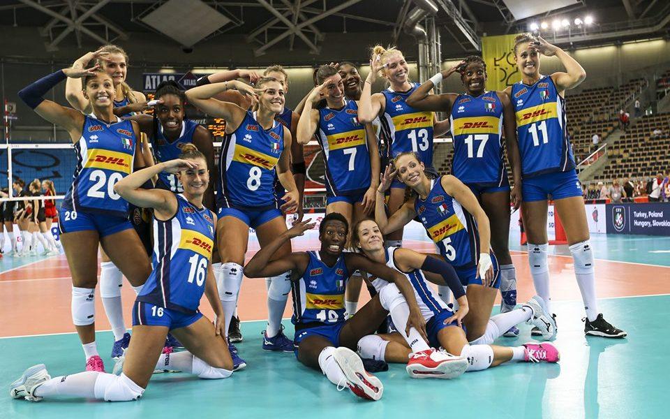 Calendario Mondiali Pallavolo Femminile.Otto Squadre Ancora In Corsa Per Il Titolo Europeo Il