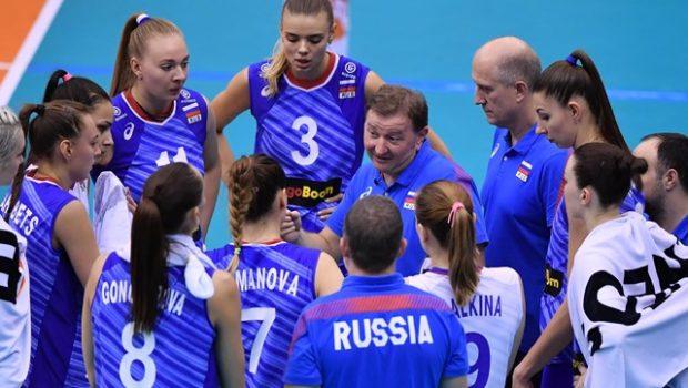 Russia pallavolo