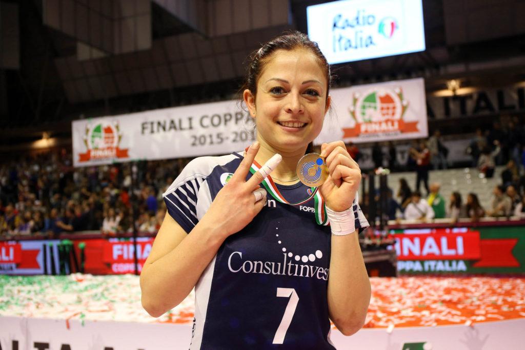Paola Cardullo Coppa Italia
