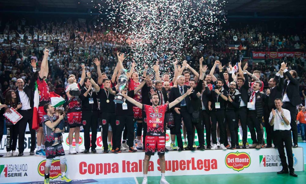 Coppa Italia Volley maschile