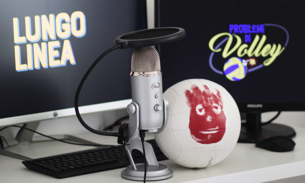 Podcast Problemi di Volley