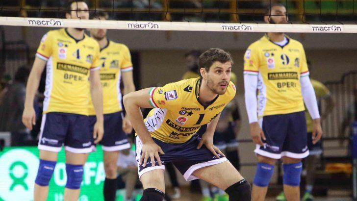 Bruninho Modena volley
