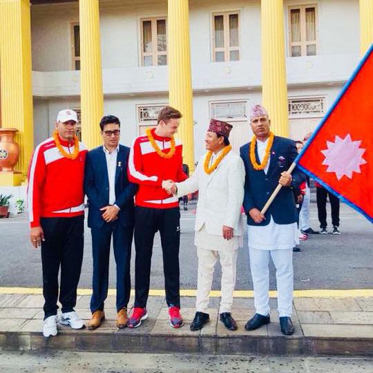 De Jonge Nepal