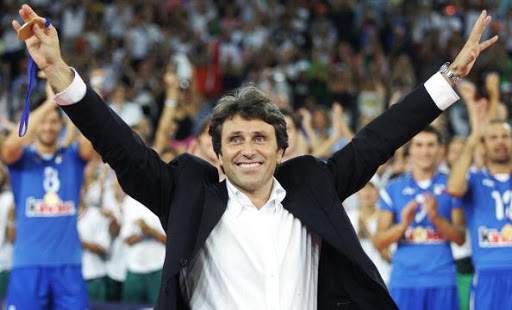 Gian Paolo Montali pallavolo