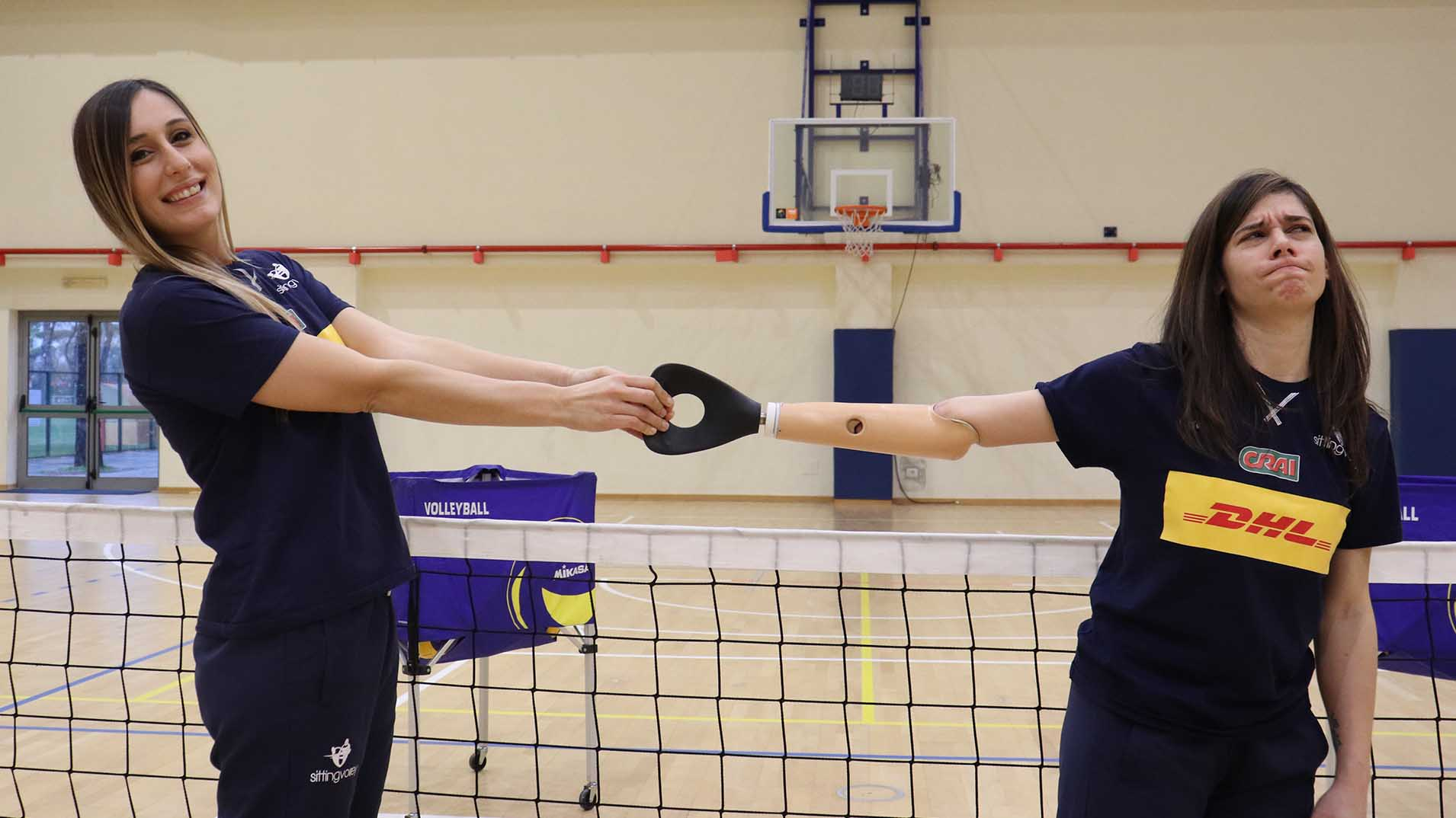 Lo sport oltre ogni ostacolo: Giulia, Silvia e il progetto Appassionarti