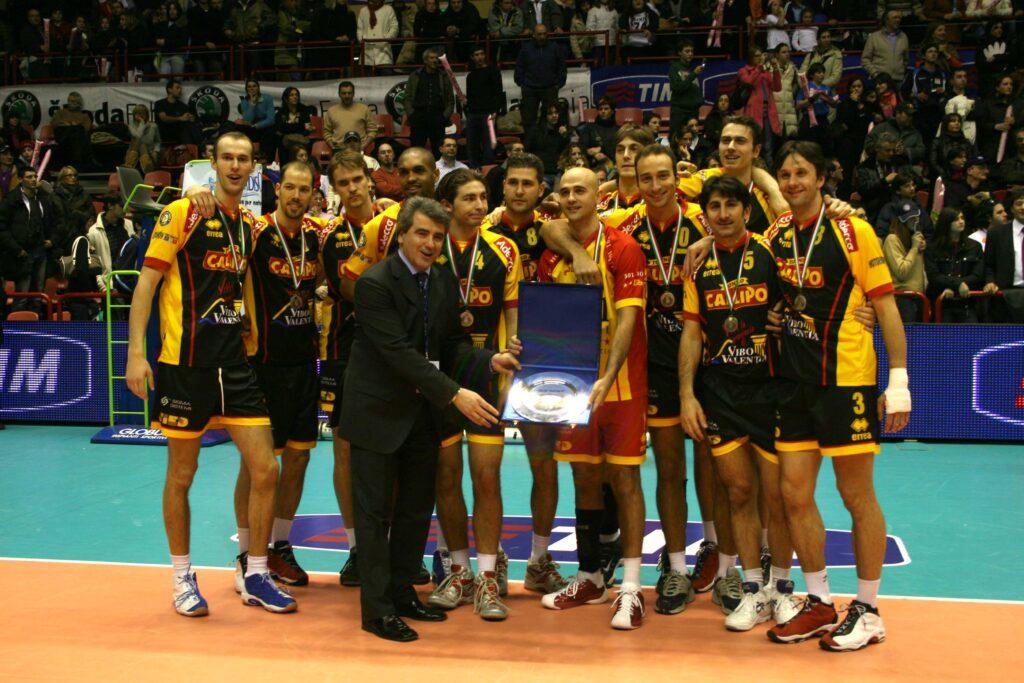 Tonno Callipo annata 2004-2005