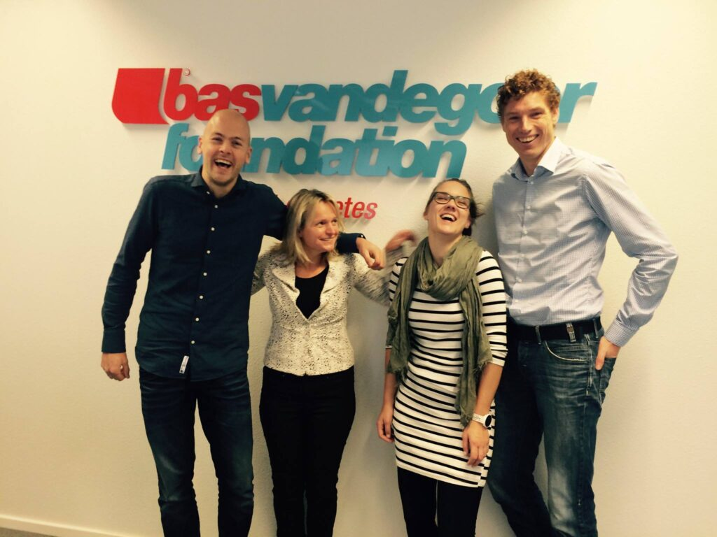Bas Van de Goor foundation