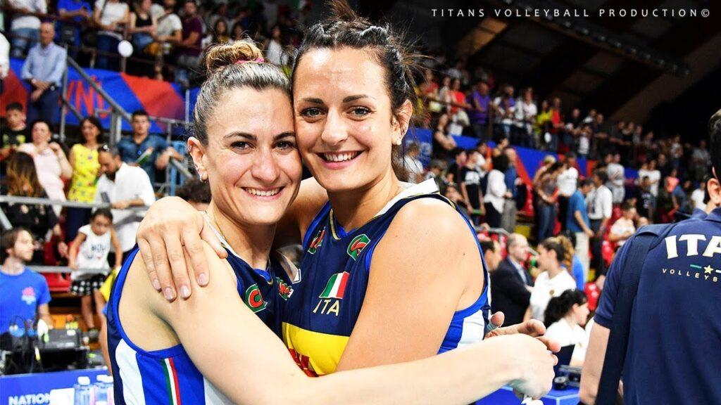 Lucia e Caterina Bosetti
