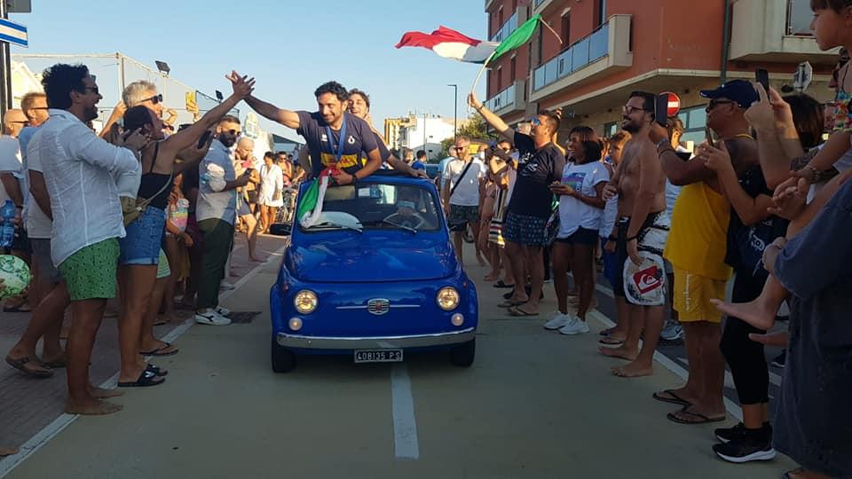 Mazzanti e Bertini, i ragazzi di via Damiano Chiesa ora campioni d'Europa